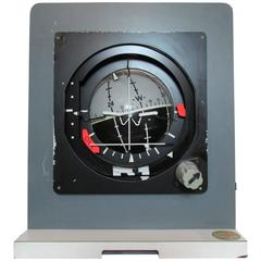 "Pilot'S Educational ""Artificial Horizon"" Training Aid"