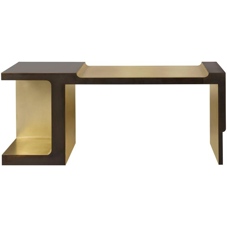 'XiangSheng II Console - Desk,' when West Meets East by Studio MVW