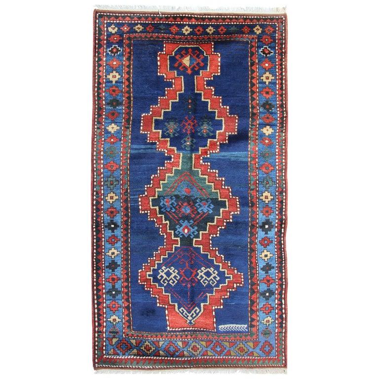 Antique Caucasian Kazak Rugs For Sale
