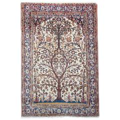Antique Rugs Persian Isfahan Rug