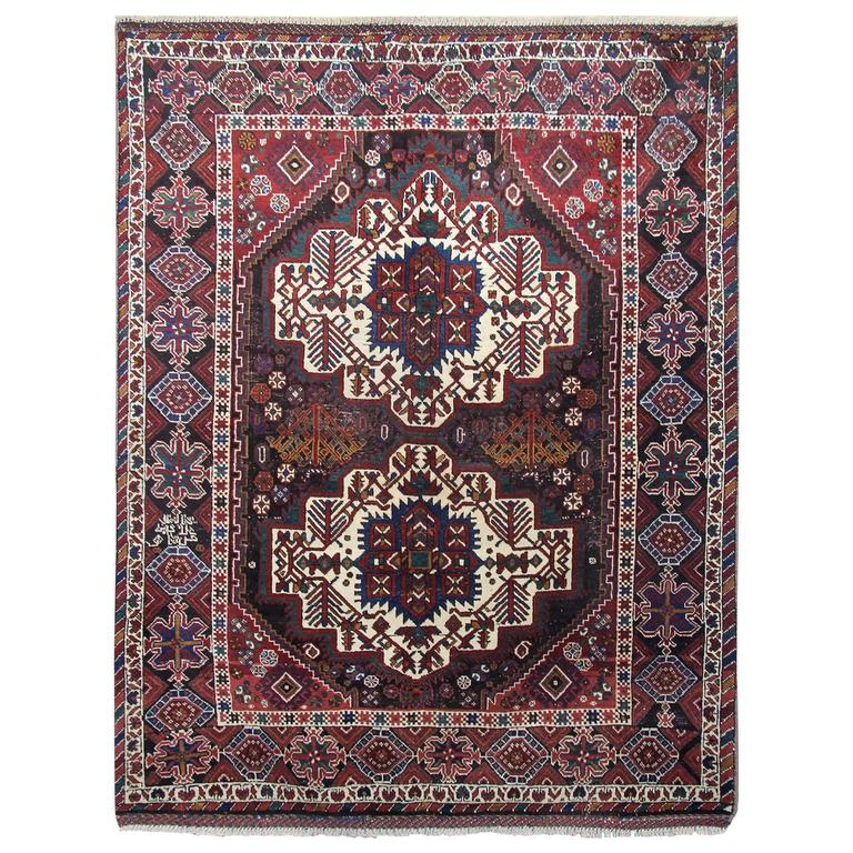 Antique Rugs, Afghan Balouch Rug