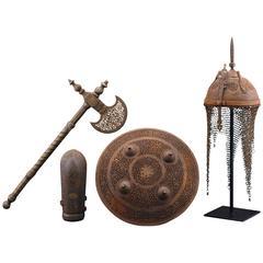 Ceremonial Indo-Persian Armor