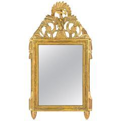 19th Century Louis XVI Style Bridal Mirror