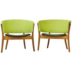 Nanna Ditzel Easy Chairs