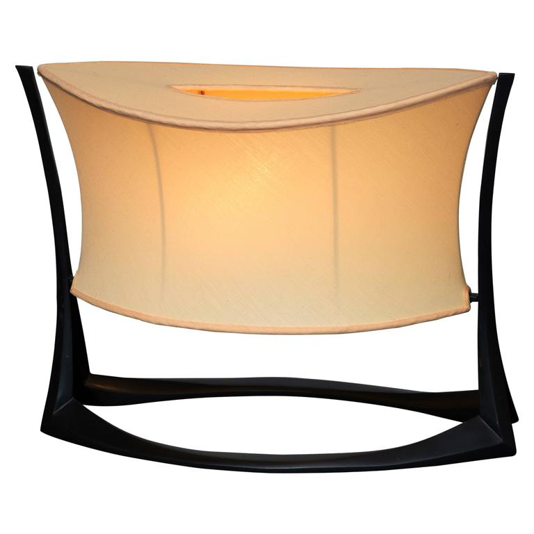 Bronze Table Lamp by Anasthasia Millot, 2016