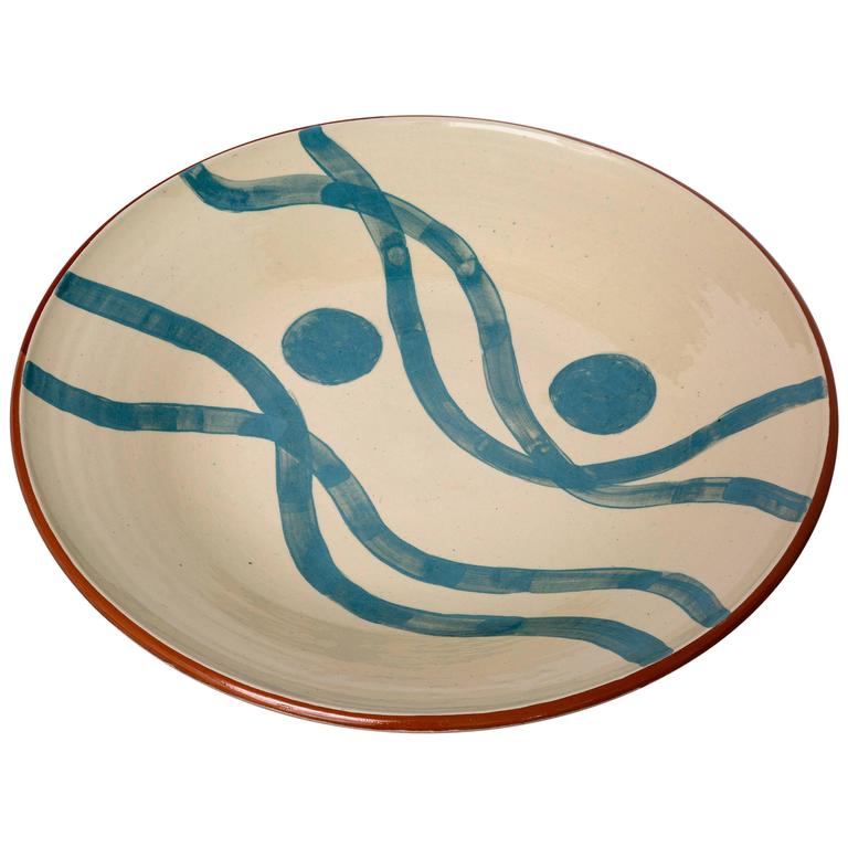 Ceramic Centerpiece by Moises Tibau