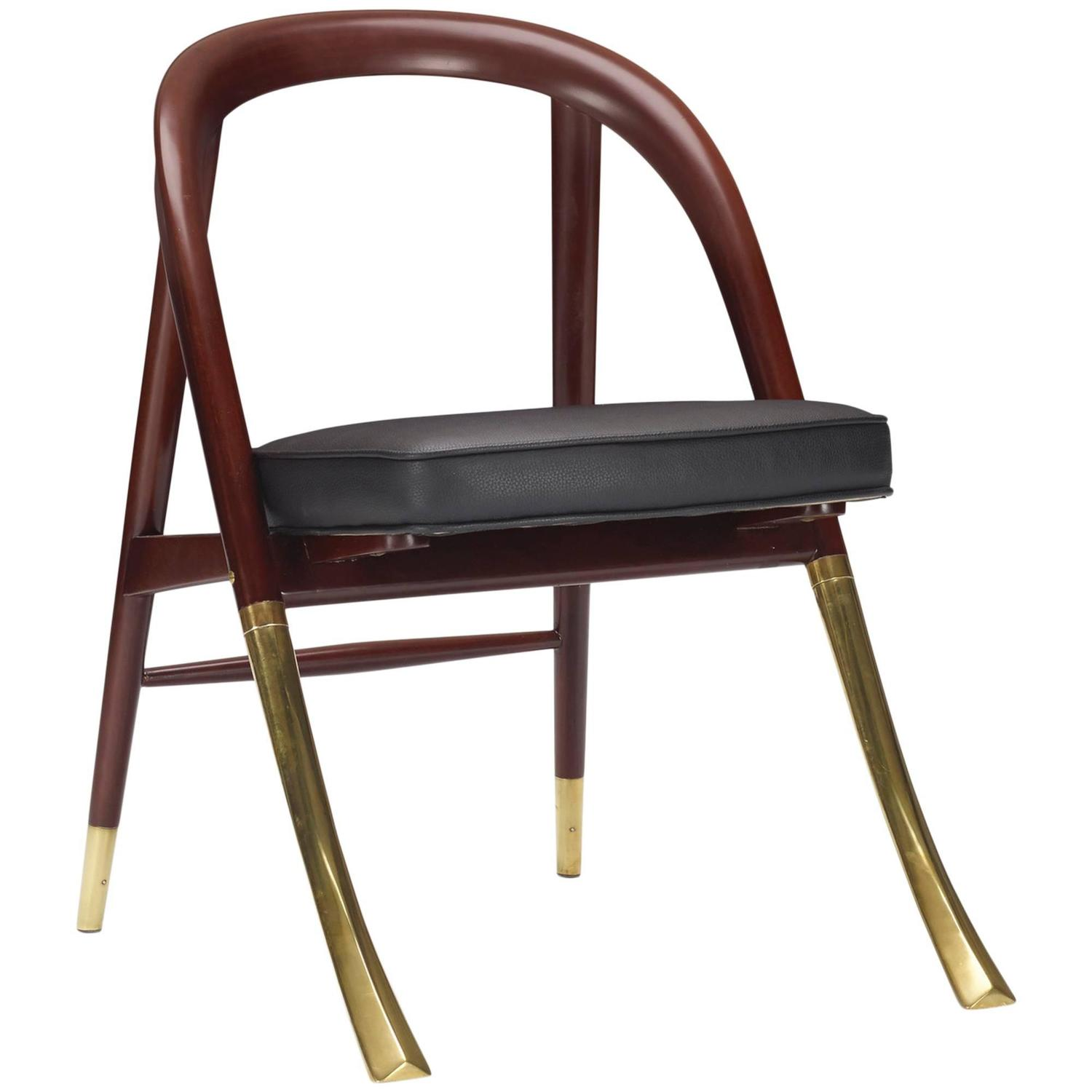 """Model 5481 """"A"""" Chair by Edward Wormley For Sale at 1stdibs"""