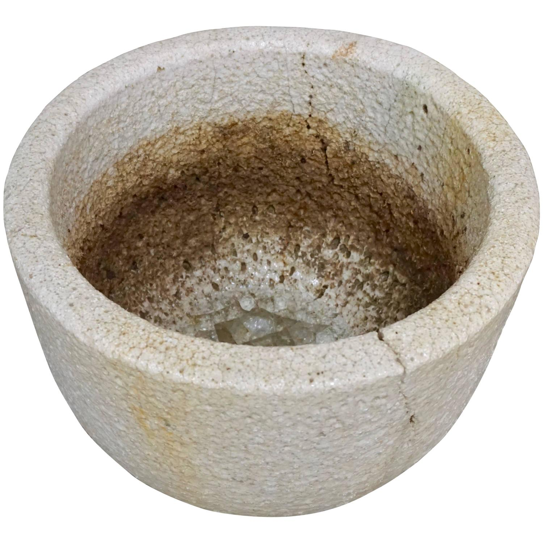 how to make a ceramic crucible