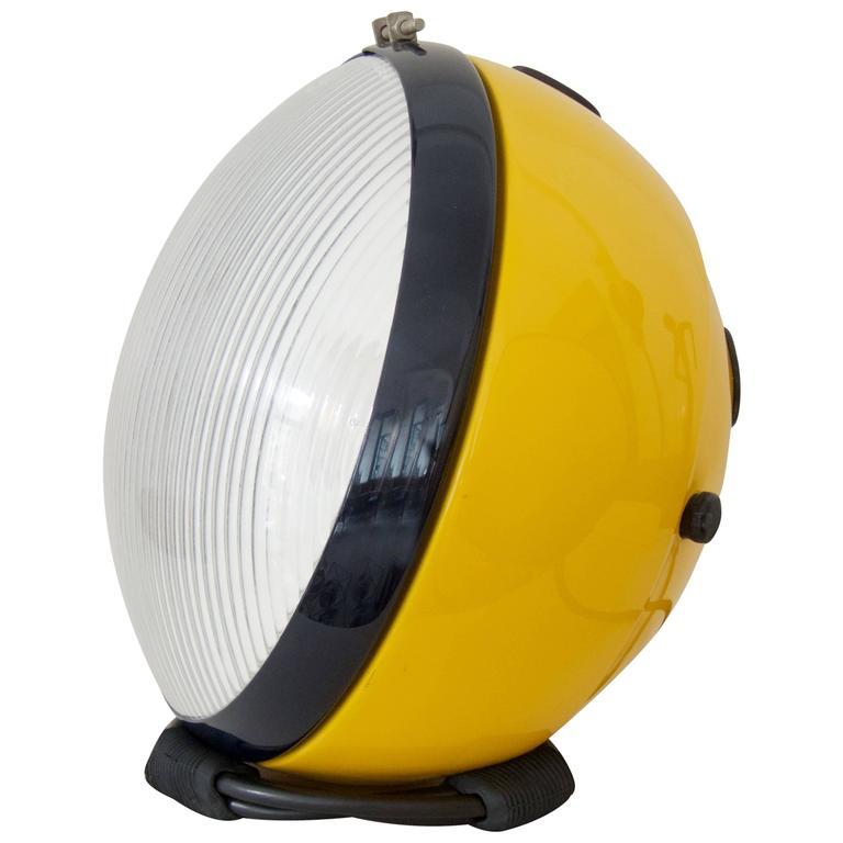 "Table Lamp ""Bowling by C. Leonardi & F. Stagi"