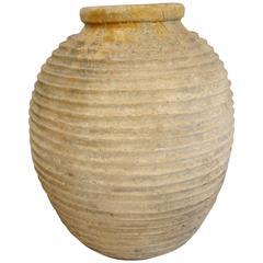 19th Century Greek Antique Olive Jar
