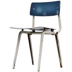 Friso Kramer Revolt Folding Chair for Ahrend de Cirkel, 1953
