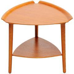 Hans Olsen Side Table for Bramin, Denmark, 1950