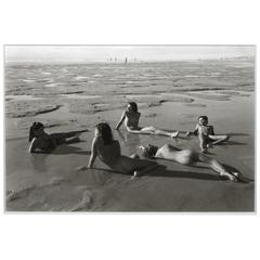"Jock Sturges ""Beach at Montalivet"""