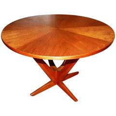 George Jensen Danish Teak Coffee Table