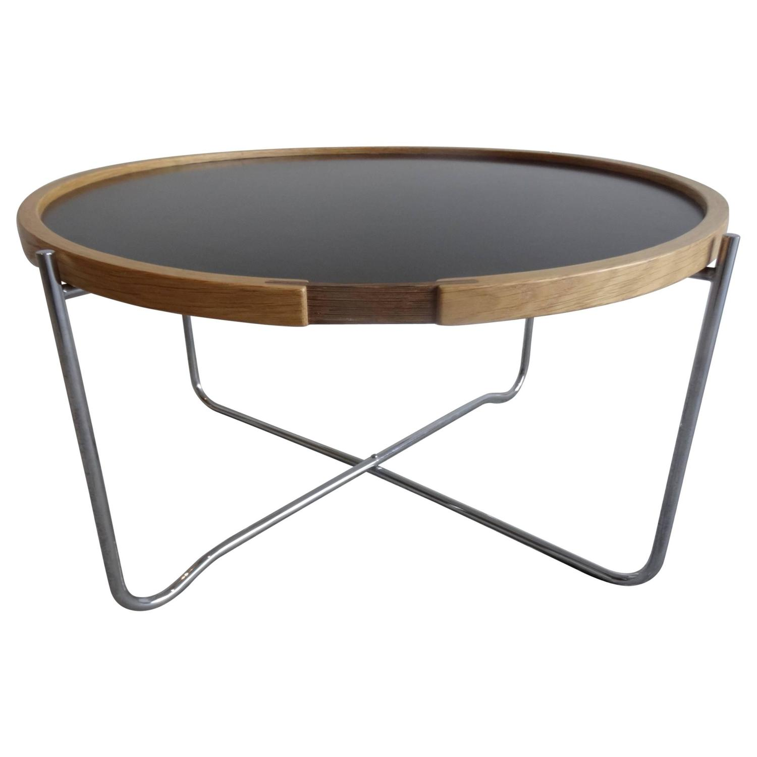 Coffee Table Ge 453 By Hans Wegner For Getama At 1stdibs