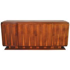 1930s Art Deco Buffet Made of Rosewood