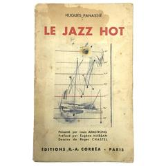 """Le Jazz Hot – Hugues Panassié"" Book - 1934"