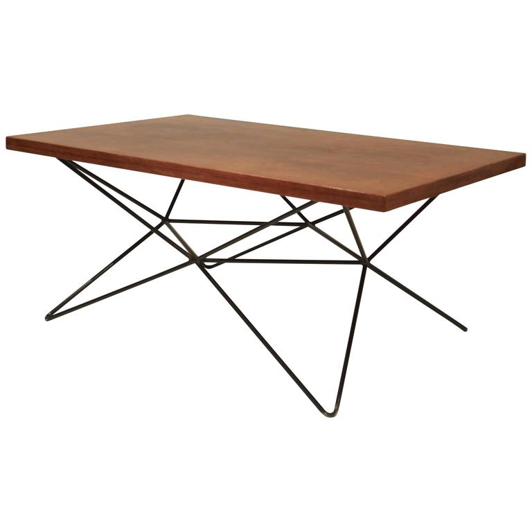 Coffee Table by Bengt Johan Gullberg For Sale