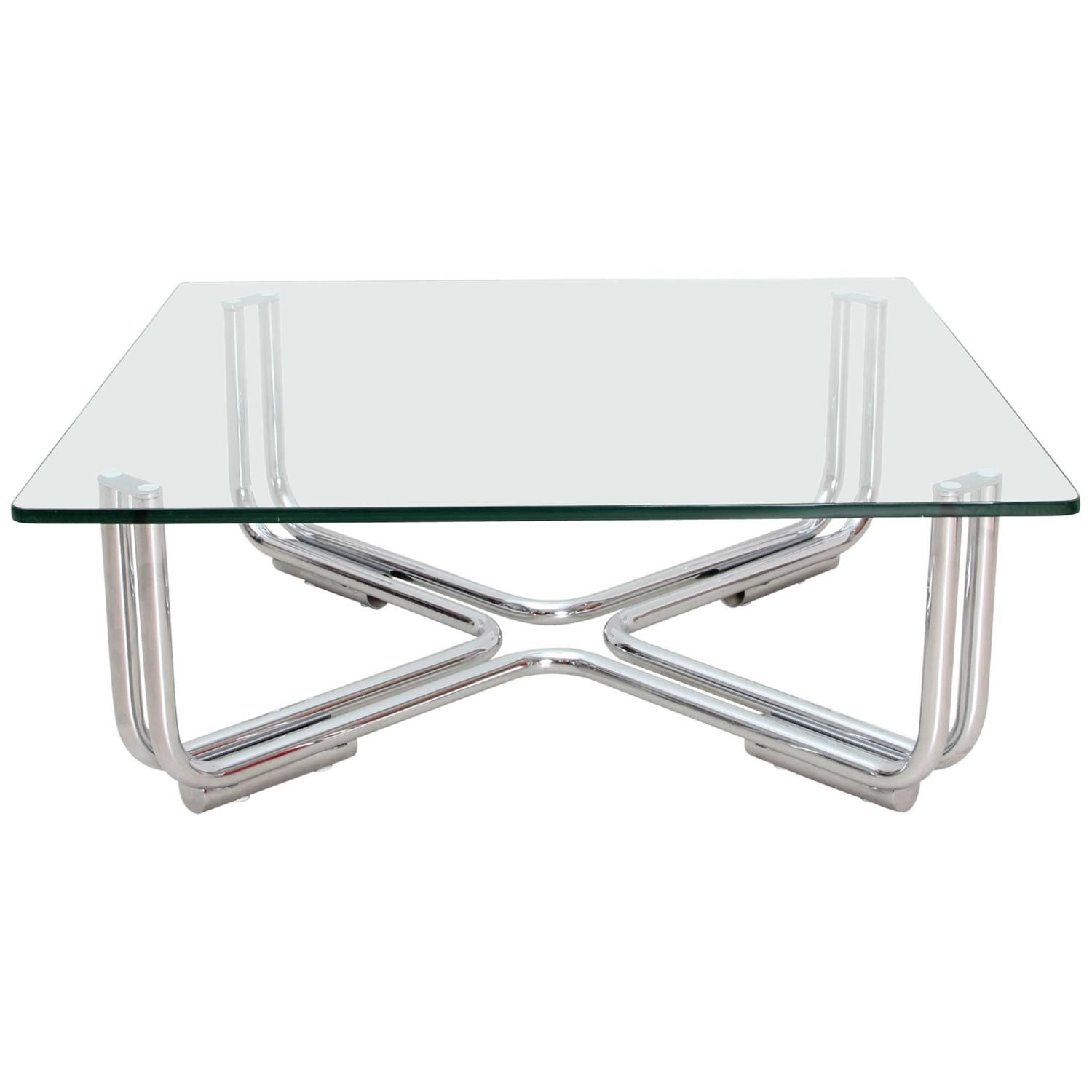 Gianfranco Frattini Coffee Table Model 784 Edited Cassina from the