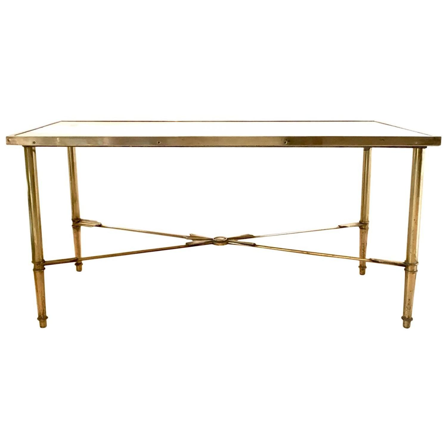 Maison Jansen Style Coffee Table For Sale At 1stdibs