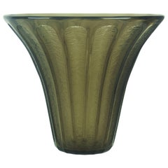 """Art Deco"" Vase by Daum"