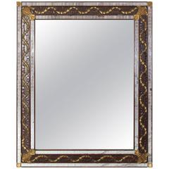 Art Deco Mosaic Mirror