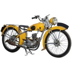 Peugeot Motor Bike Type 530L Series No 377816