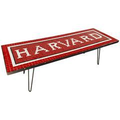 Harvard Mosaic Coffee Table
