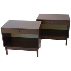 Pair of Calvin Furniture Nightstands