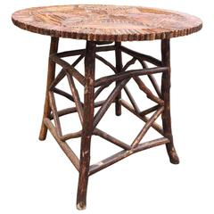 Vintage Twig American Table, circa 1920s