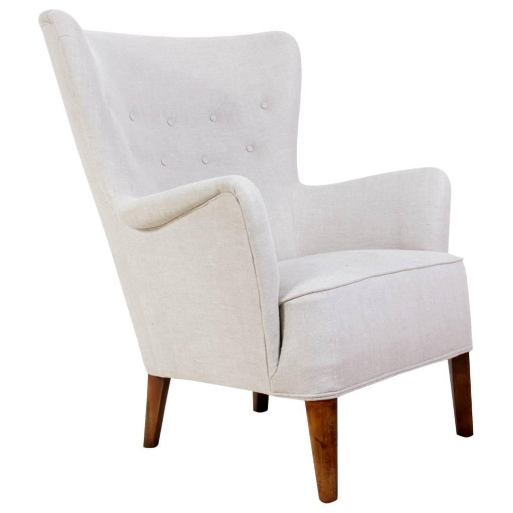 Custom modern chippendale wing chair by ethan allen at 1stdibs - Custom Modern Chippendale Wing Chair By Ethan Allen At 1stdibs 23