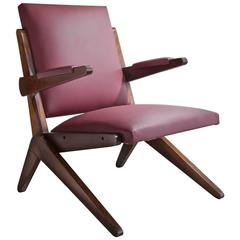 Lounge Chair by Lina Bo Bardi, Brazil, 1960s