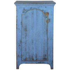 One Door Painted Cupboard