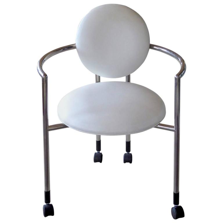 Moon Chair by Stanley Jay Friedman for Brueton