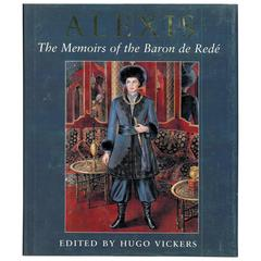 Alexis - The Memoirs of the Baron de Rede, Book