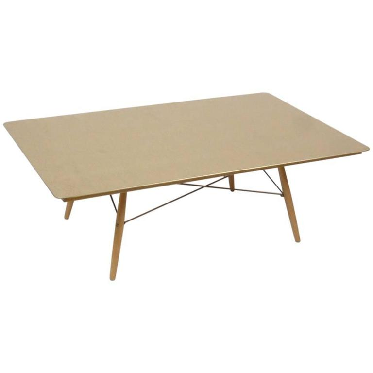 Eames House 50th Anniversary Coffee Table At 1stdibs