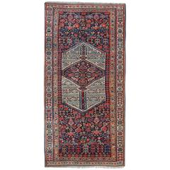 Carpet Runners, Antique Persian Style Rugs from Kurdistan
