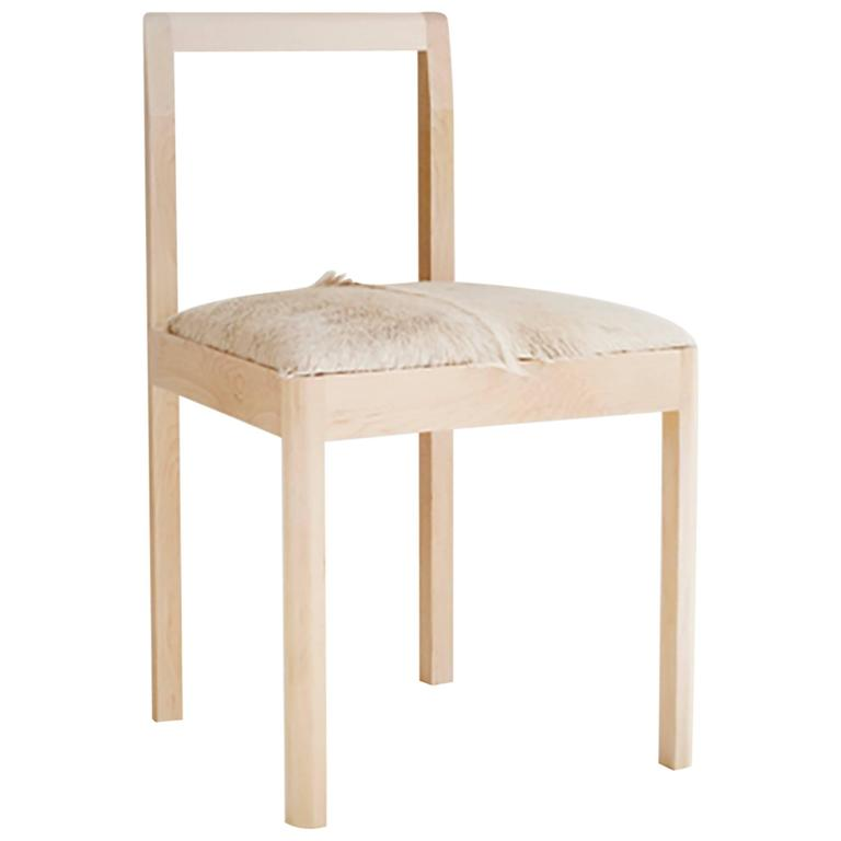 Densen Side Chair Solid Wood