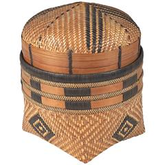 20th Century Storage Basket from Congo