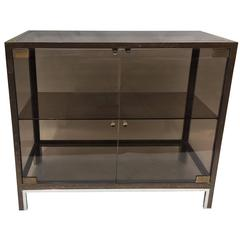 1960s Italian Display Cabinet Attributed to Willy Rizzo