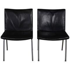 Pair of Hans Wegner Airport Chairs