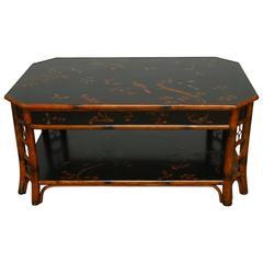 Theodore Alexander Indochine Bamboo Coffee Table