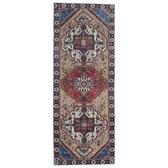 Antique Persian Hamedan Runner