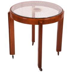 Art Deco Thonet Side Table