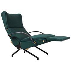 P40 Lounge Chair by Osvaldo Borsani, Tecno