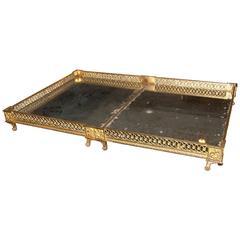 19th Century Mirrored Table Garniture