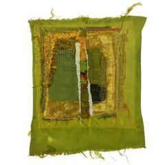 """Annita Romano, """"River"""" Textile, 2014"""