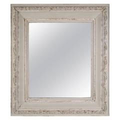 Late 19th Century Rectangular Wall Mirror