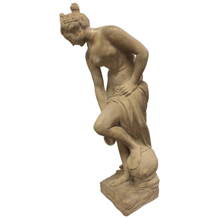 19th Century Marble Sculpture