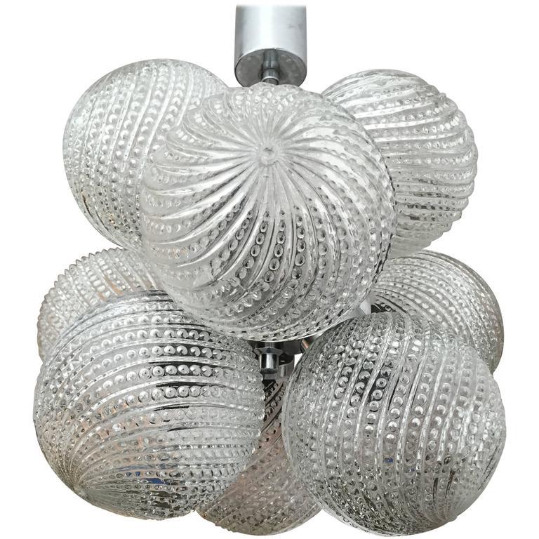 German 1960s Modernist Pendant